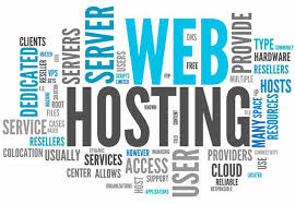 web hosts